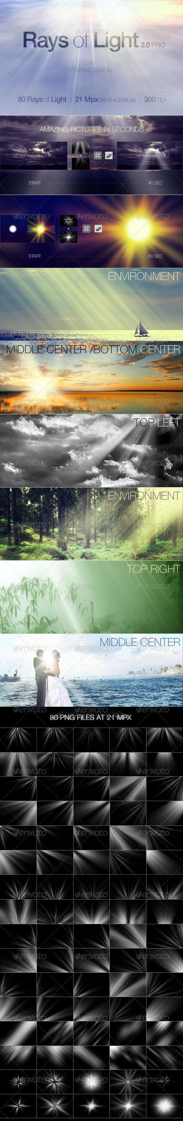 Ray of Light v2.0 PRO + Sun Action Bundle - Graphics