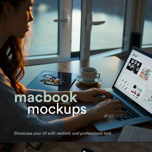 Laptop Mockup Psd 1