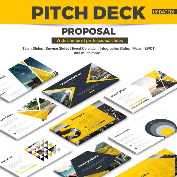 Elegant Presentation Templates from GraphicRiver