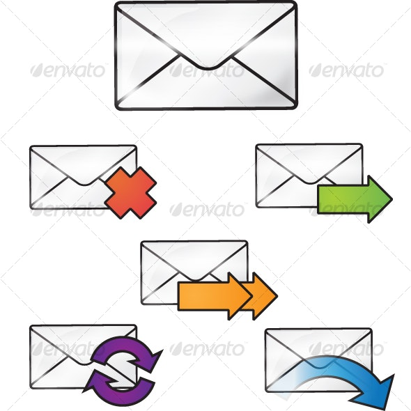 Mail Icon - Web Icons