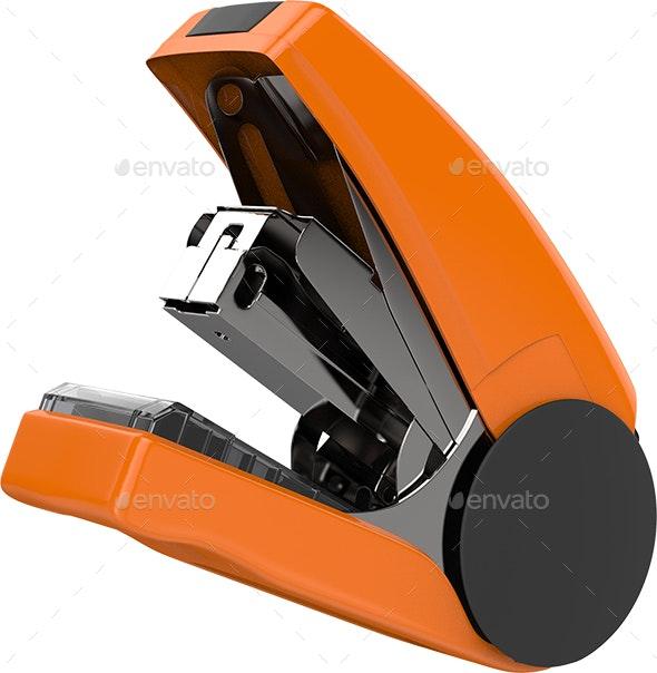 Stapler 3D Render - Objects 3D Renders