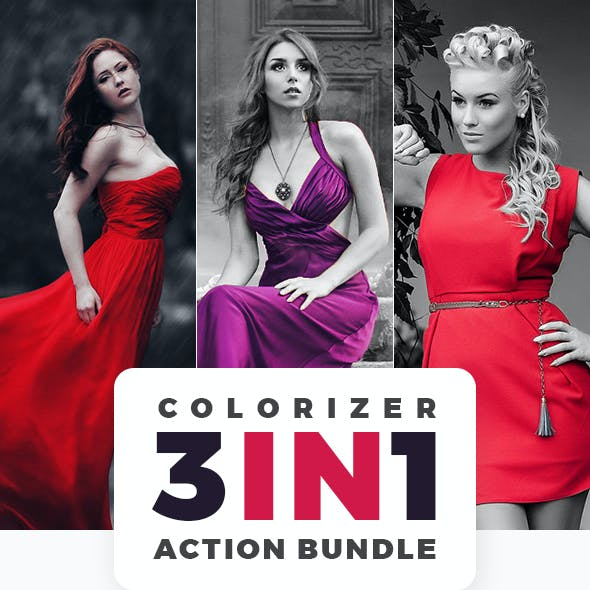 Colorizer Action Bundle