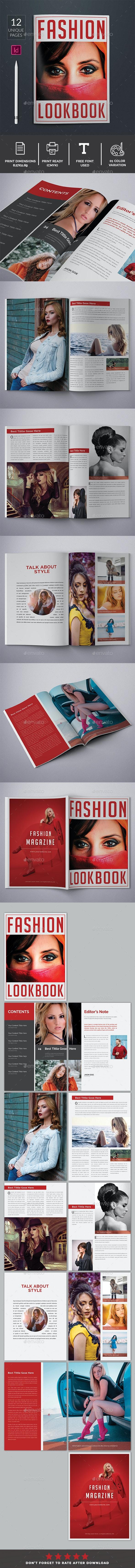 Magazine Newsletter - Magazines Print Templates