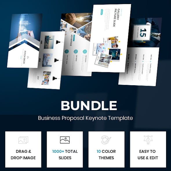 Bundle Business Proposal Keynote Template