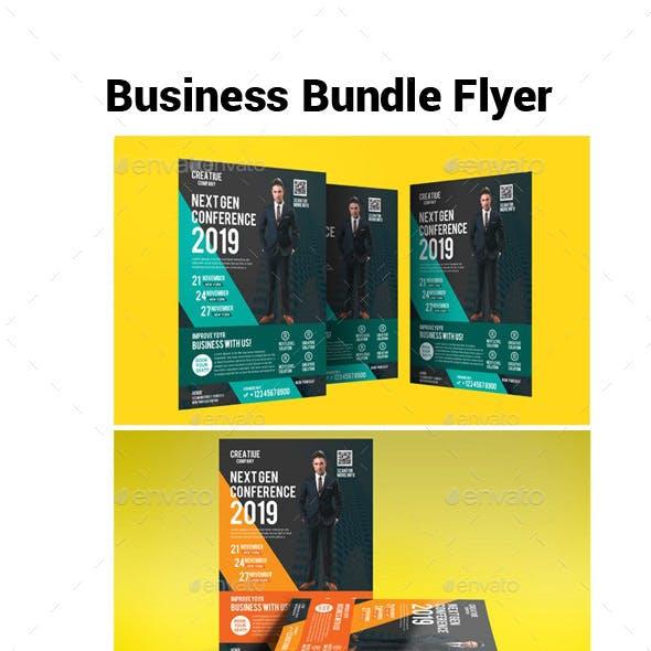Business Bundle Flyer