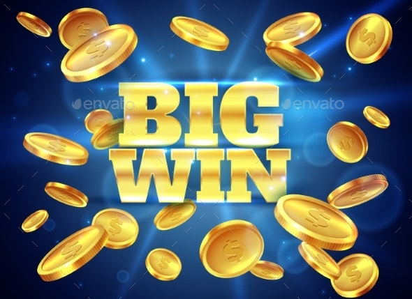 Big Win - Backgrounds Decorative