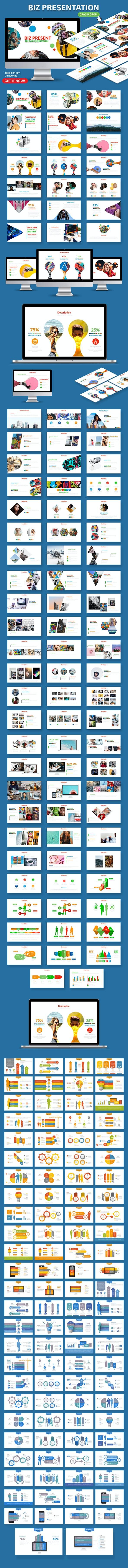 Biz Powerpoint Presentation - PowerPoint Templates Presentation Templates