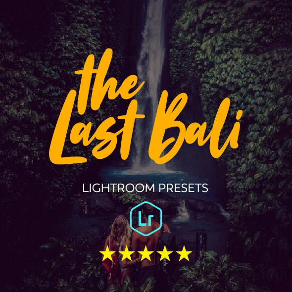 Bali Vacation Travel Lightroom Presets