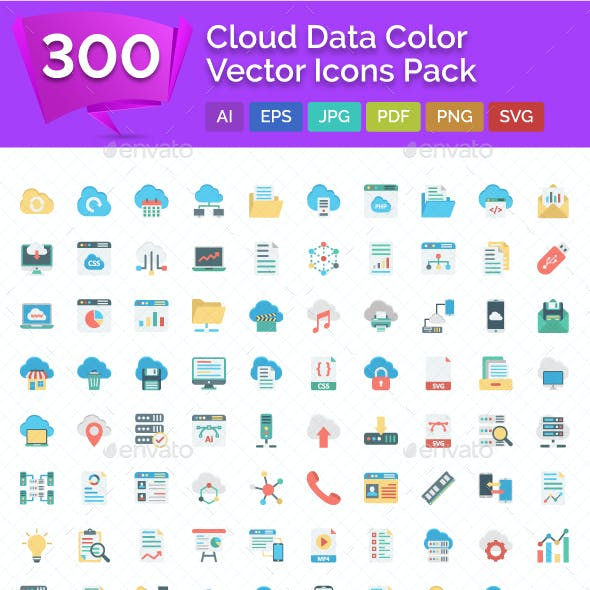 Statistics Seo Icons from GraphicRiver