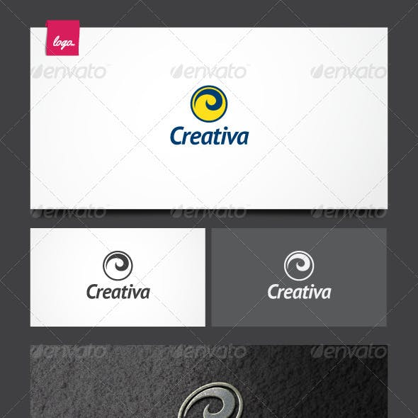Creativa Logo Template