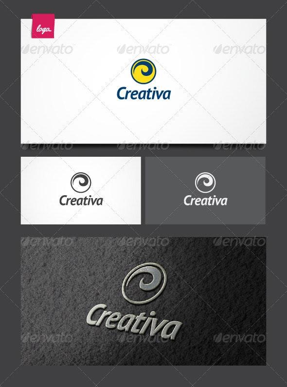 Creativa Logo Template - Abstract Logo Templates
