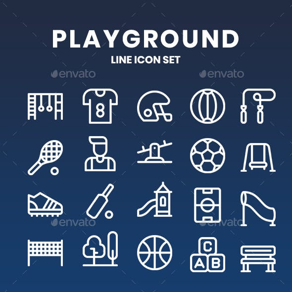 Playgorund Icons