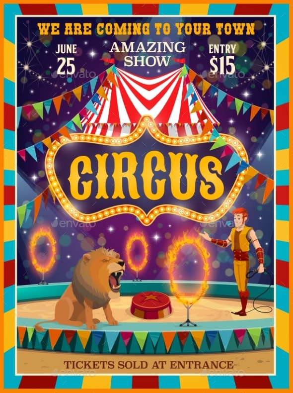 Circus Show - Industries Business