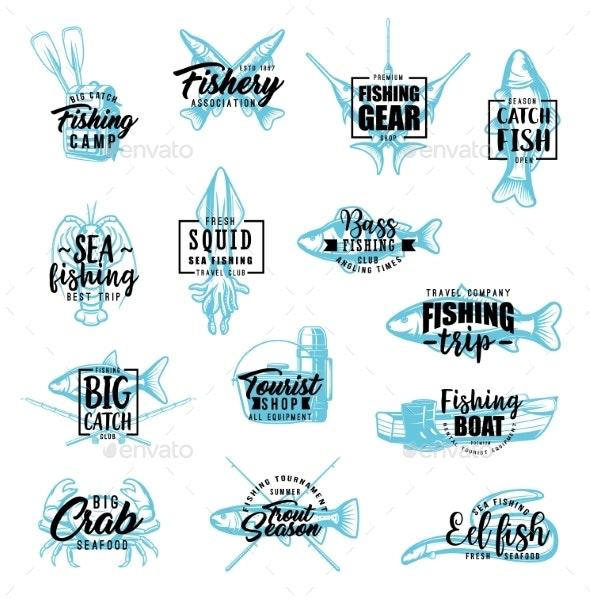 Fishing Season - Sports/Activity Conceptual