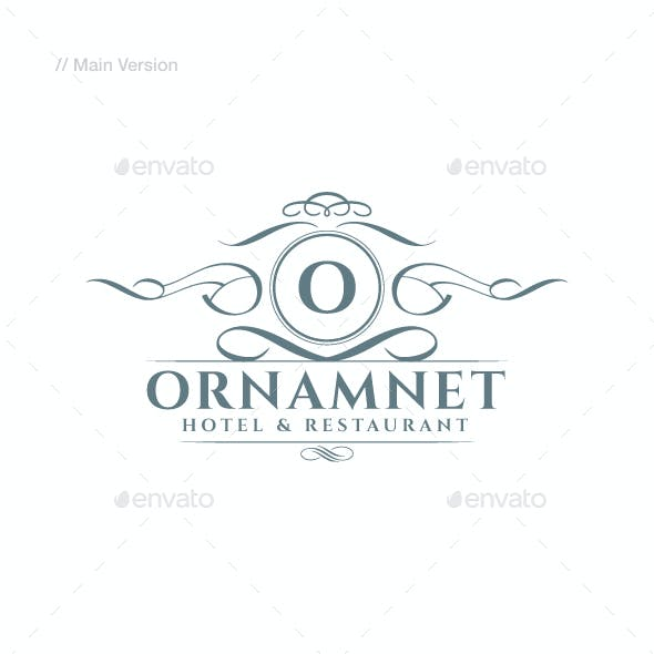 Ornament & Luxury Logo