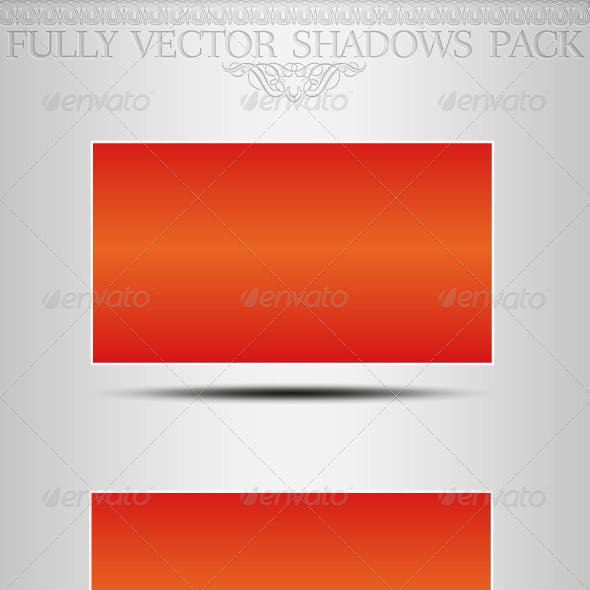 Premium Vector Shadows Pack