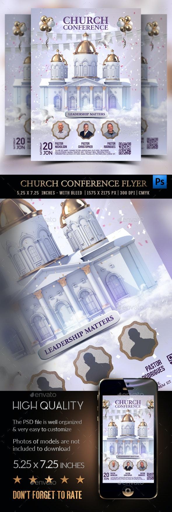 Church Flyer - Church Flyers