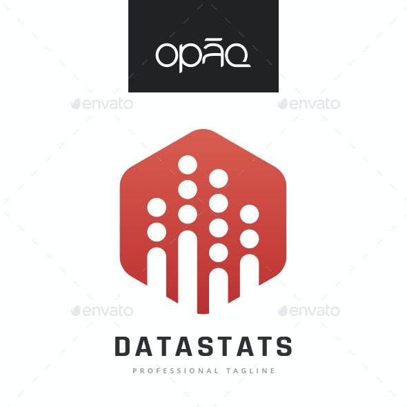 Data Statistics Logo