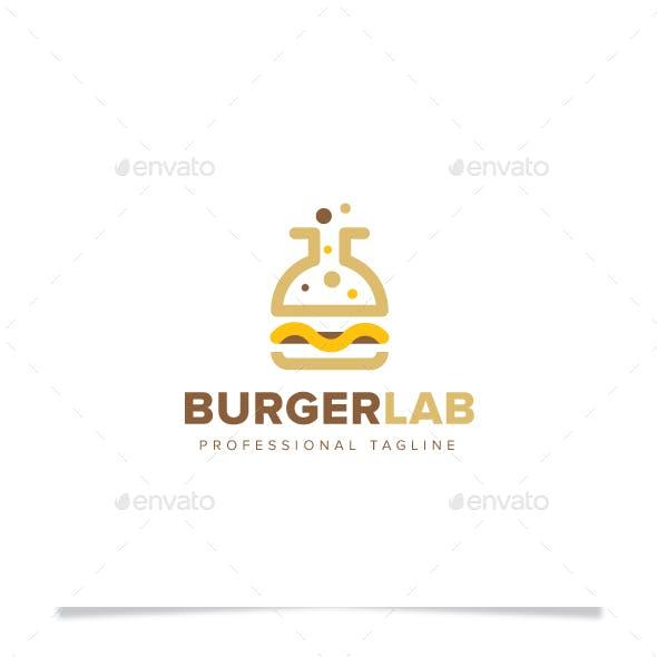 Burger Lab Logo
