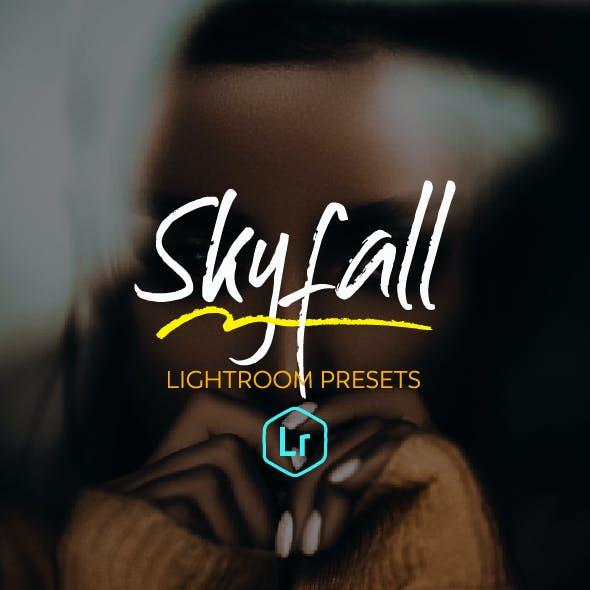 Skyfall Vacation Lightroom Presets