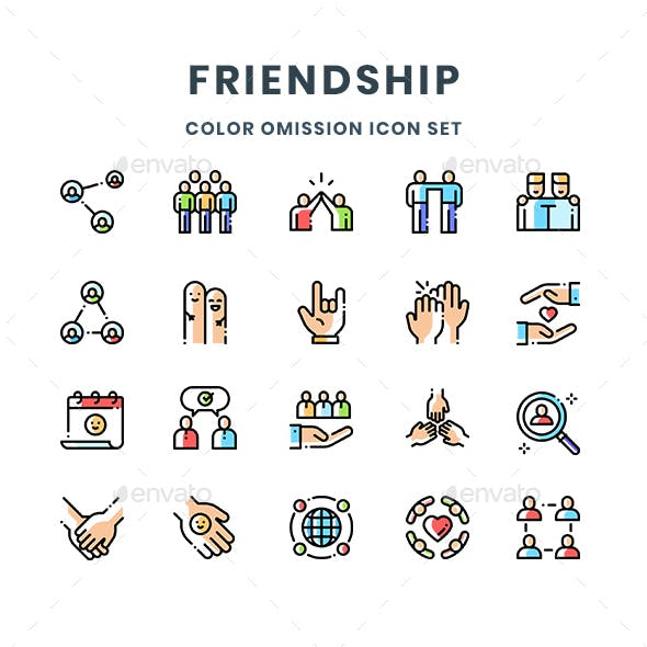 Friendship Icons