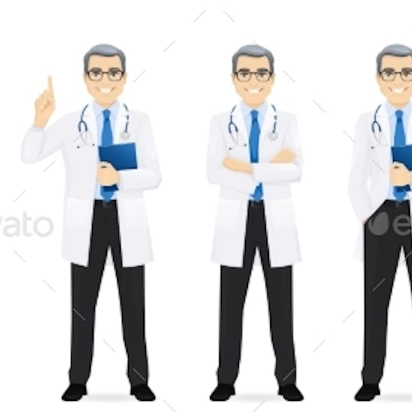 Male Doctor Set