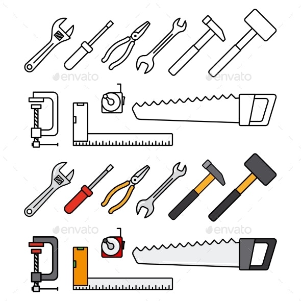 Repair and Construction Tools - Industries Business