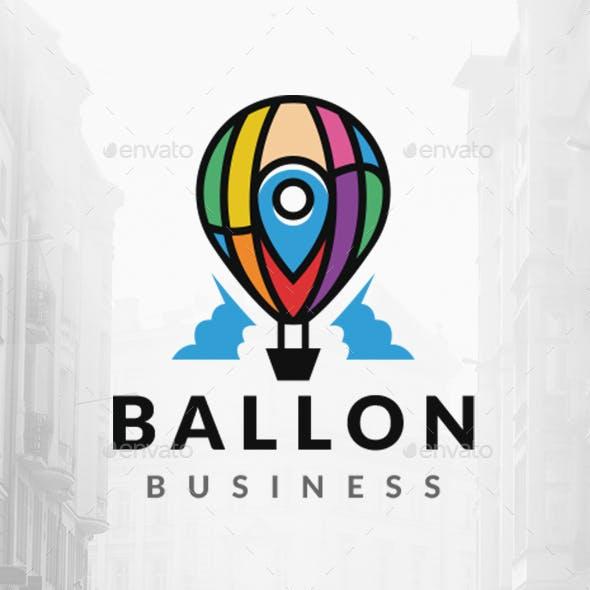 Balloon Locator Logo