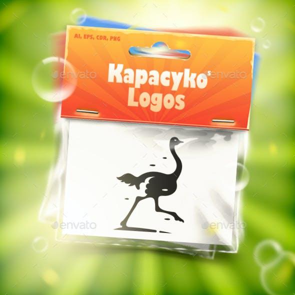 Running Ostrich Logo