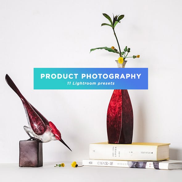 11 Product Photography Lightroom Presets