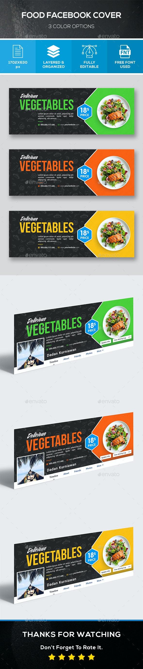 Food Facebook Cover - Facebook Timeline Covers Social Media