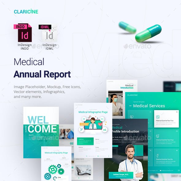 Claricine Medical Annual Report
