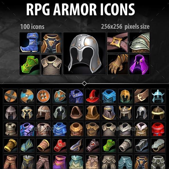 RPG Armor Icons