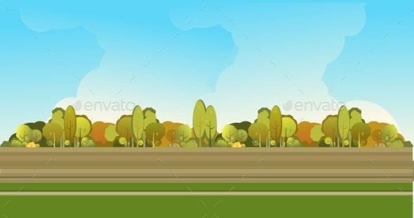 Horizontal Landscape Nature - Landscapes Nature