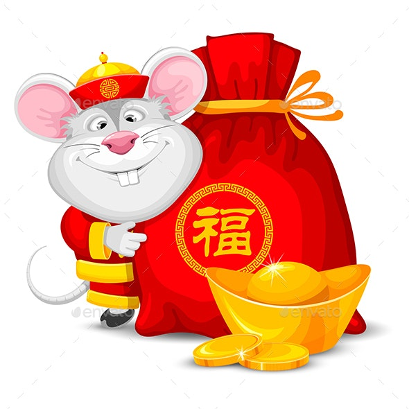 Rat As Symbol Of New Year - New Year Seasons/Holidays
