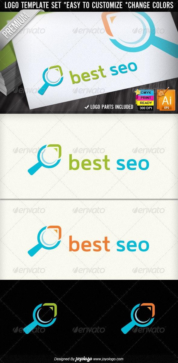 Web Development Specialist Best Seo Logo Designs  - Objects Logo Templates