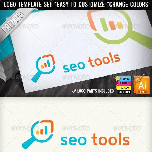 Search Engine Optimization Agency Seo Tools Logo