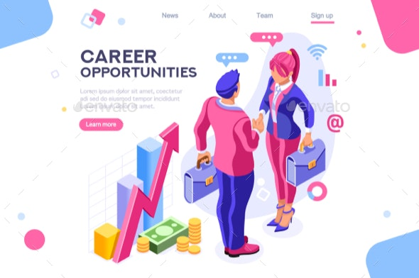 Work Cheerful Business Concept - Concepts Business
