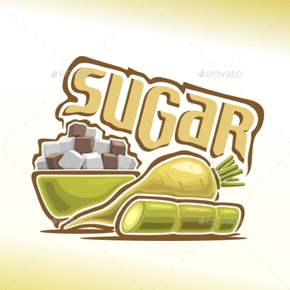 Vector Sugar - Food Objects