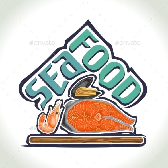 Vector Sea Food
