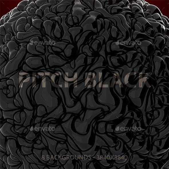 Pitch Black Background Set