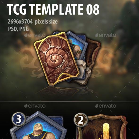 TCG Template 08