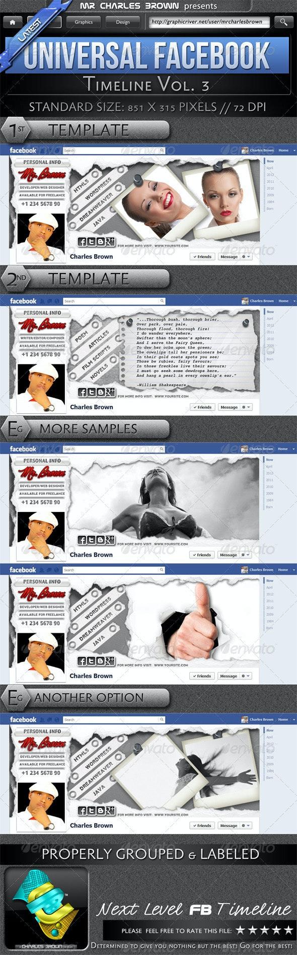 Universal FB Timeline v3