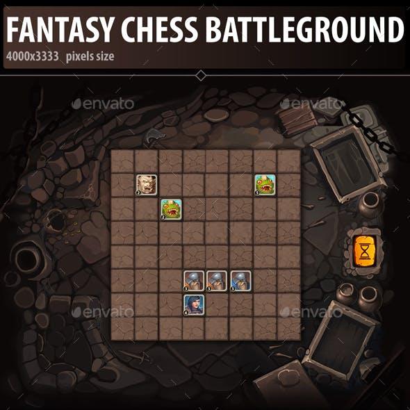 Fantasy Chess Battleground