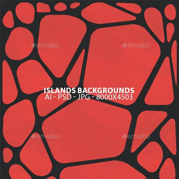 Islands Background Pack
