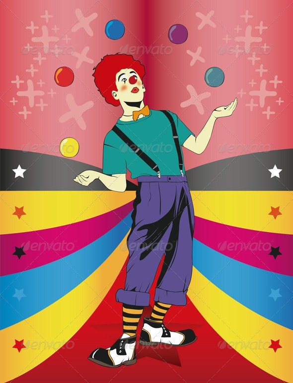 Clown - People Characters