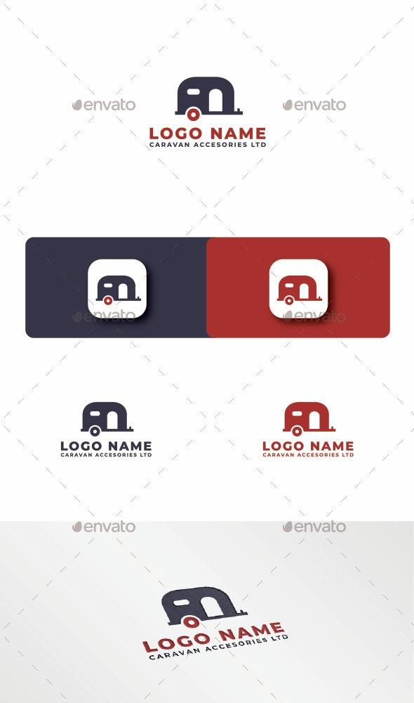 Caravan Logo Design - Logo Templates