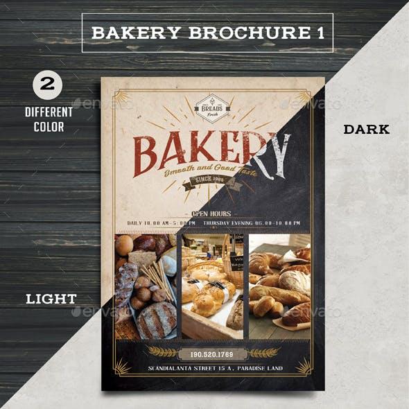 Bakery Brochure 1