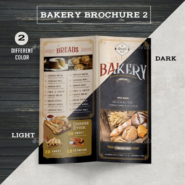 Bakery Brochure 2