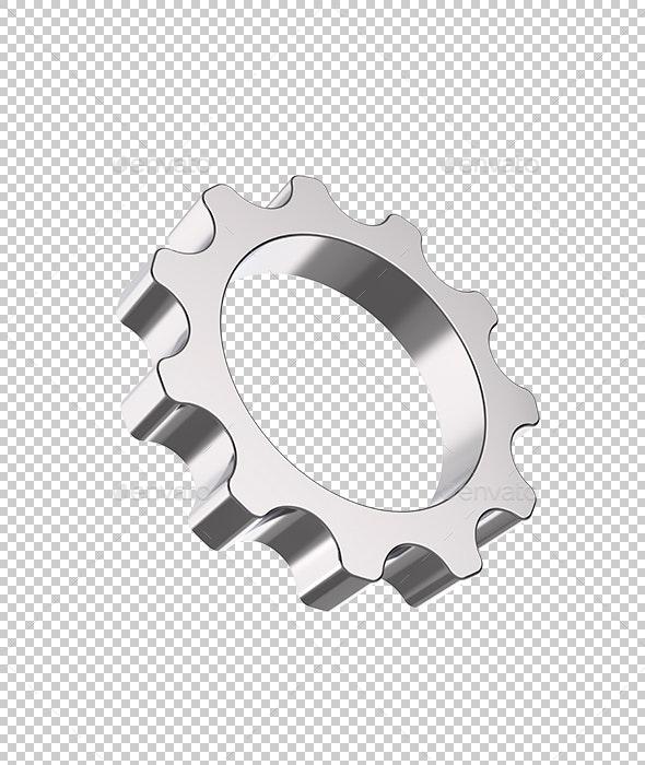 Gear - Objects 3D Renders